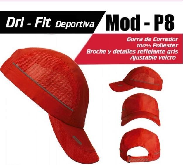 Promocional Mayoreo Gorra Sport Nylon Dri Fit Serigrafia -   50.90 ... cbffde972cc