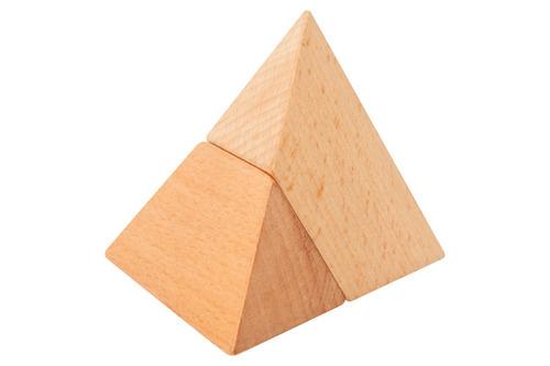 promocional mayoreo juego de ingenio piramide 5cdo
