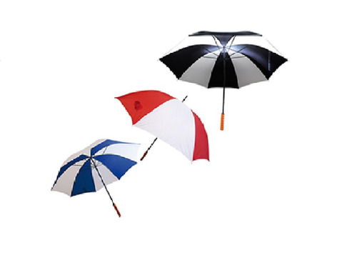 promocional mayoreo paraguas golf, serigrafia 1dv