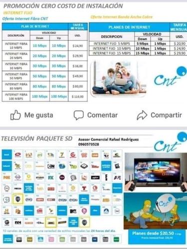 promociones cnt 2020 (precio especial)