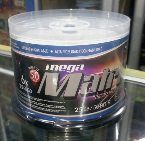 promocioneslafamilia blu ray disc printable 25gb mega matrix
