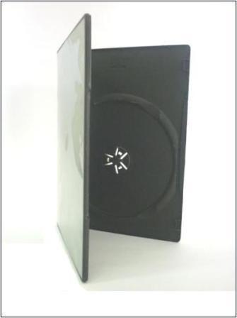 promocioneslafamilia cajas porta cds o dvds x 10 unidades