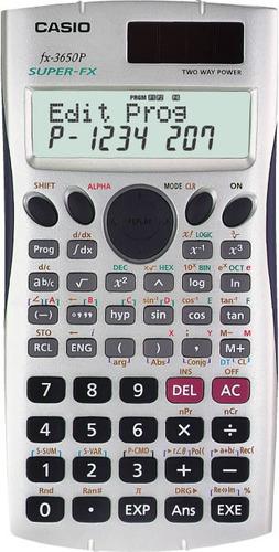 promocioneslafamilia calculadoras casio fx-3650p originales