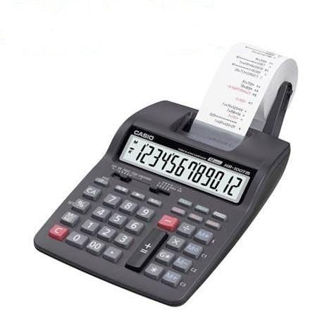 promocioneslafamilia calculadoras casio hr-150tm impresoras