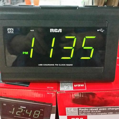 promocioneslafamilia despertadores con cargador usb radio