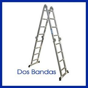 promocioneslafamilia escaleras 4.8 m 11 posiciones 11 funcs