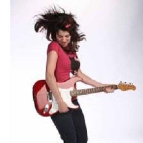 promocioneslafamilia guitarra bajo con amplificador original