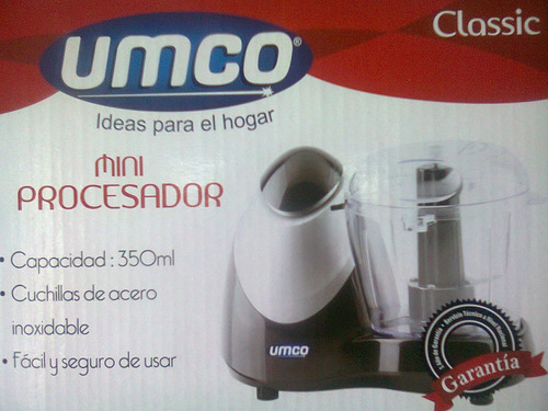 promocioneslafamilia mini procesadores de alimentos umco