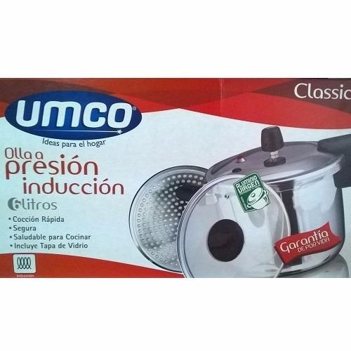 promocioneslafamilia ollas de presion cocinas inducción 6 l