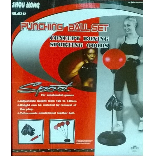 promocioneslafamilia puchings ball set unicos originales