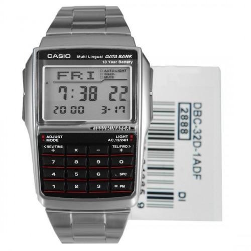 promocioneslafamilia relojes casio dbc-32d-1adf calculadora