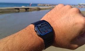 promocioneslafamilia relojes casio f 91 w originales $20,00