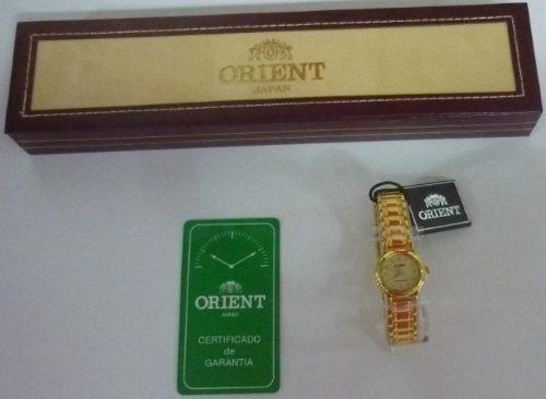 promocioneslafamilia relojes orient dorados originales mujer