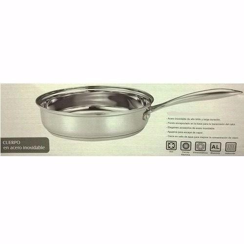 promocioneslafamilia sarténes 20 cm para cocinas inducción
