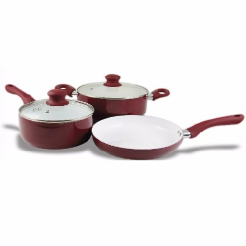 promocioneslafamilia sets de ollas de cerámica umco unicas