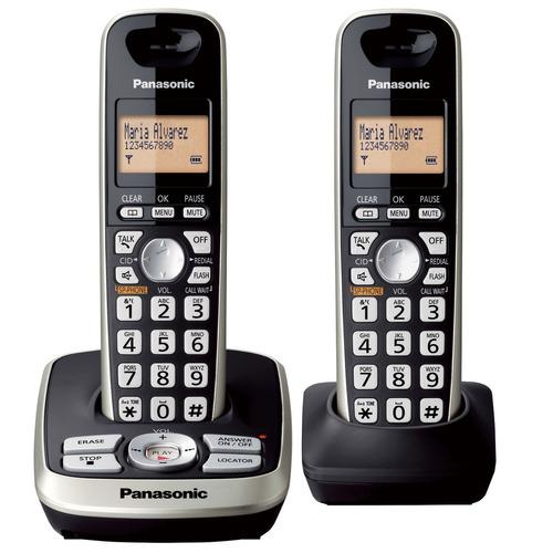 promocioneslafamilia telefono panasonic kx tg4272 inalambric
