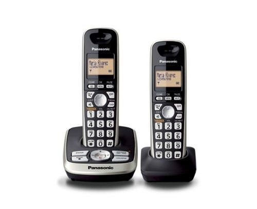 promocioneslafamilia telèfonos panasonic kx-tg4272 2 servic.