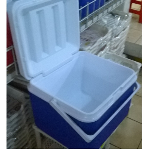 promocioneslafamilia termos coolers azules 22,7 litros unico