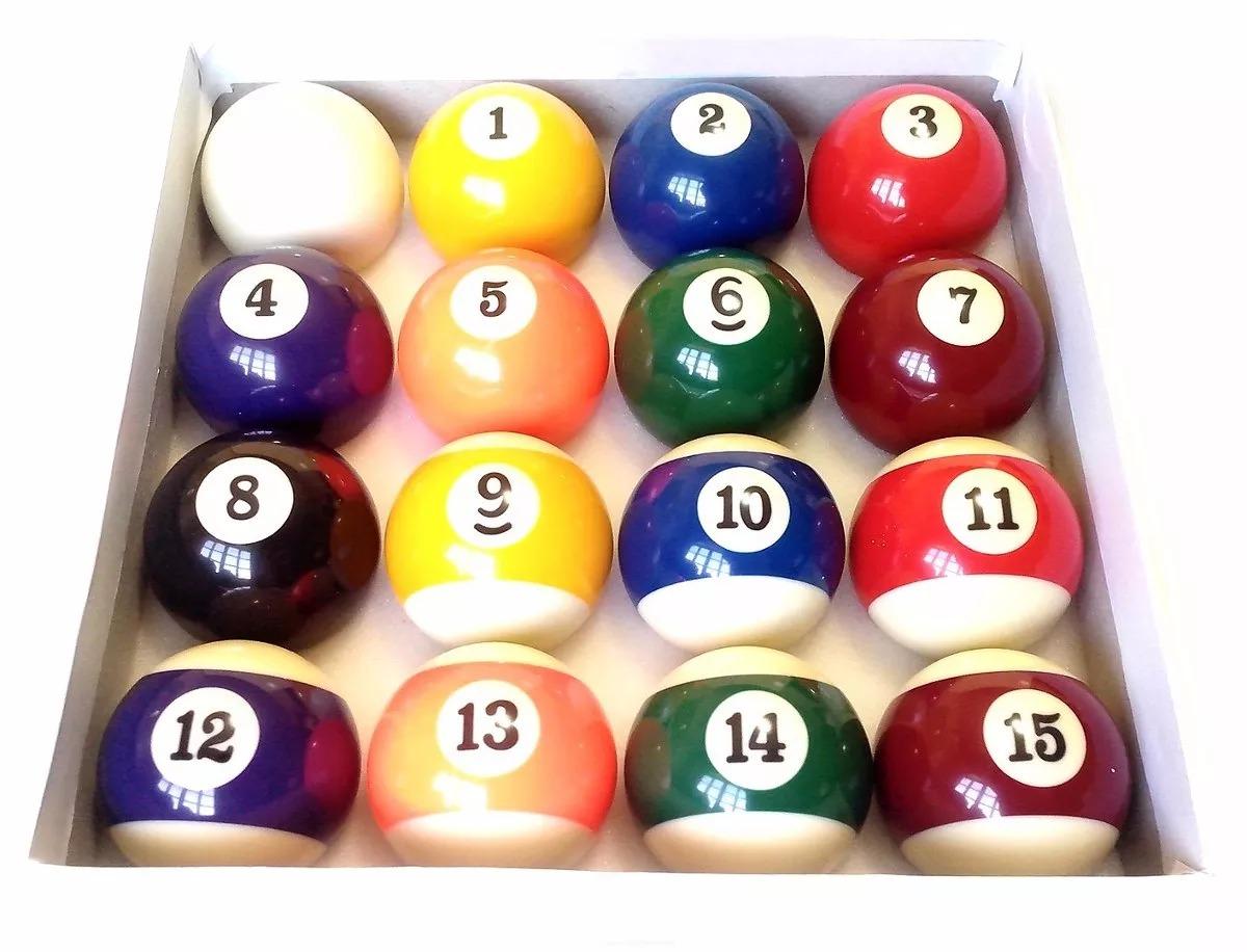 promoção 16 bolas de bilhar profissional jogo snooker sinuca. Carregando  zoom. 28506fee184f3