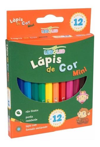 promoção 250 caixas de lápis de cor com 12 cores