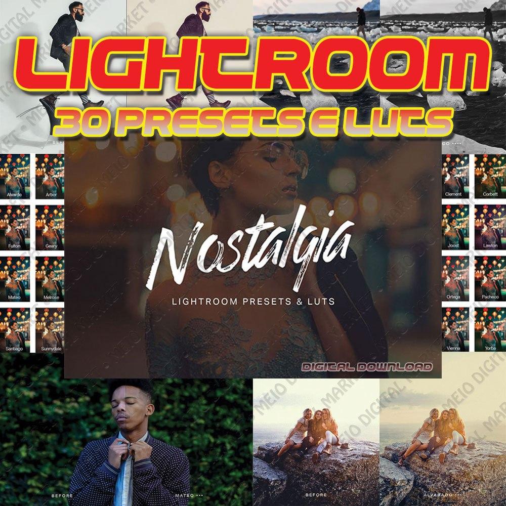 Lightroom Luts