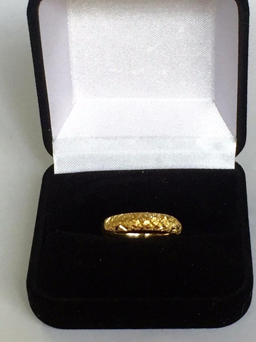 Aparador Joia ~ Promoç u00e3o Anel Aparador Diamantado Joia Ouro 18k 750 + Brinde R$ 292,99 em Mercado Livre