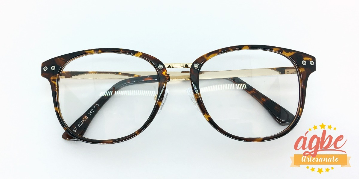 5e7a514f208a0 promoção armação óculos de grau vintage feminino 857. Carregando zoom.