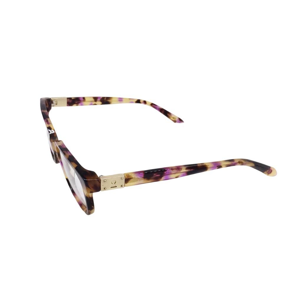 da58a78bc66a2 promoção armação oculos grau feminino classic quadrado a020. Carregando  zoom.