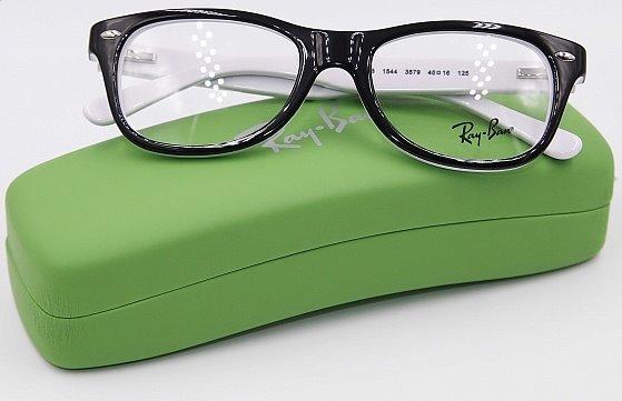 1351fa774b07f Promoção Armação Óculos Grau Ray-ban Original Cód  Rb1544 - R  325 ...