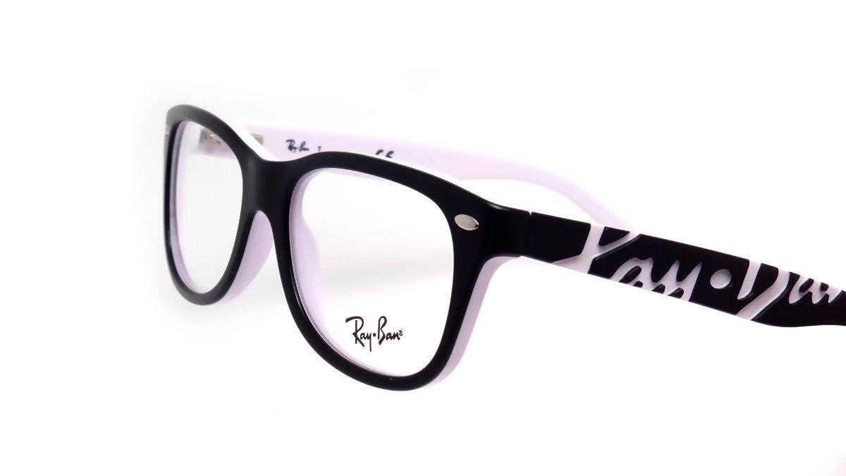 c16232e3e6e6a promoção armação óculos grau ray-ban original cód  rb1544. Carregando zoom.