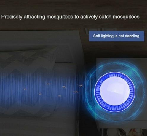 promoção armadilha eleteica para moscas e pernilongo s