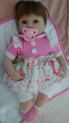 promoção bebê reborn boneca realista importada + brinde