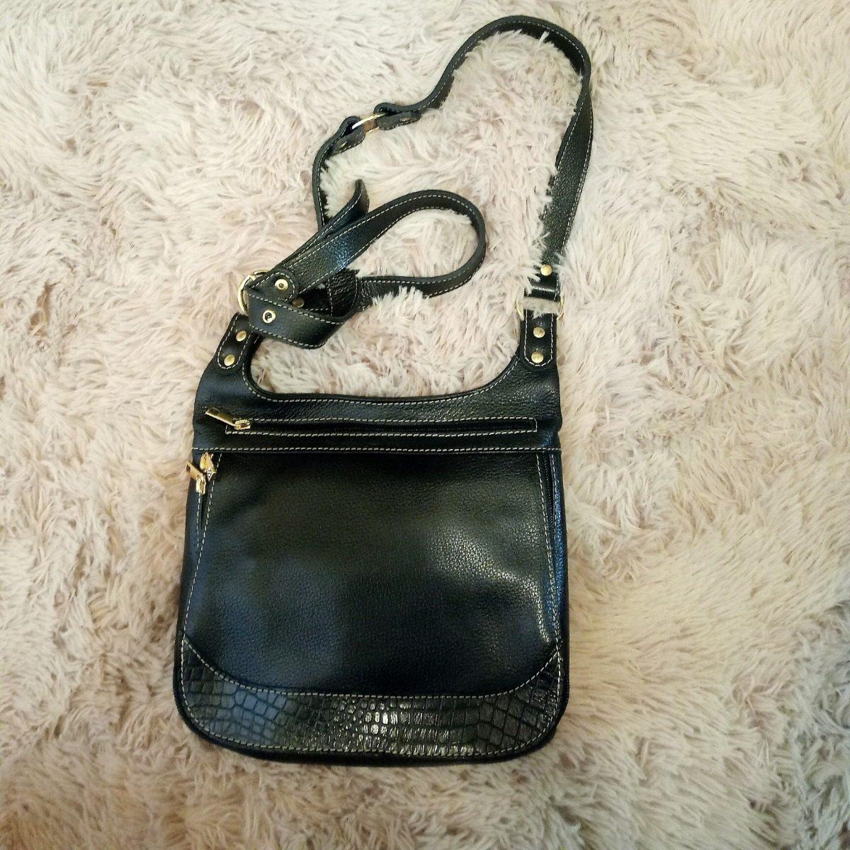 d28c6e379 promoção! bolsa feminina transversal de couro legítimo. Carregando zoom.