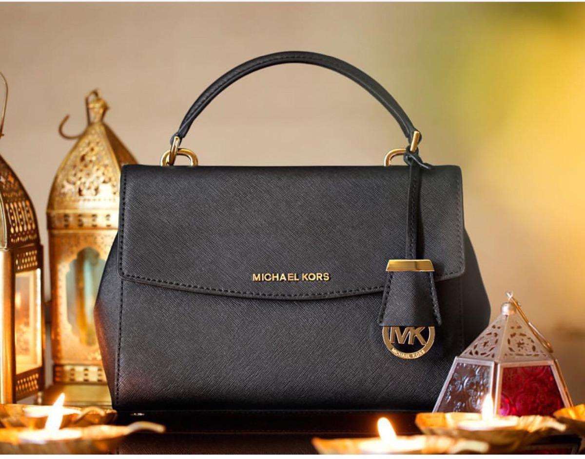 0da7ca2e05963 Promoção Bolsa Mk Michael Kors Ava Original - R  890,00 em Mercado Livre