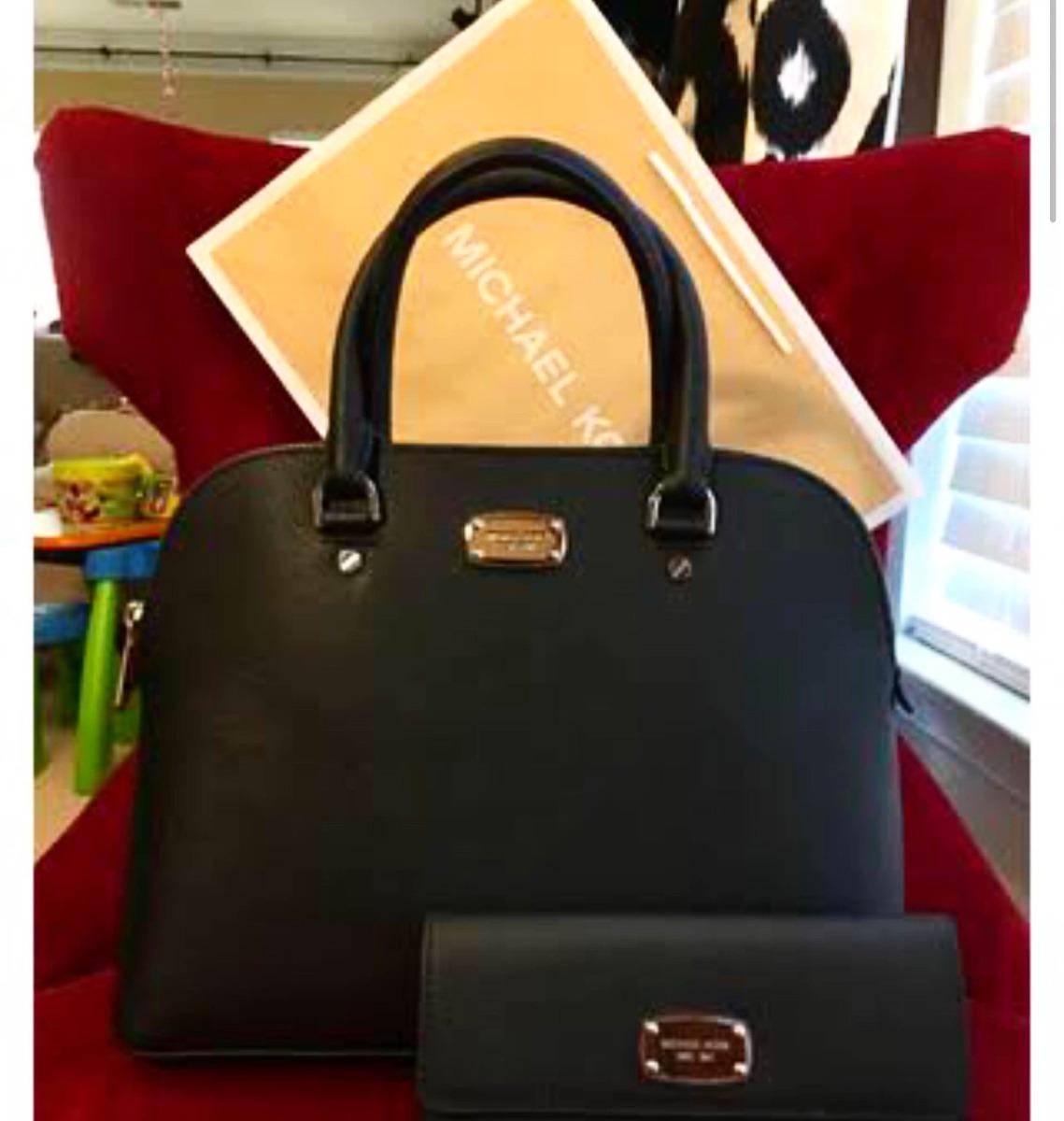 9d826bca5f7fb Promoção Bolsa Mk Michael Kors Cindy Original - R  800,00 em Mercado ...
