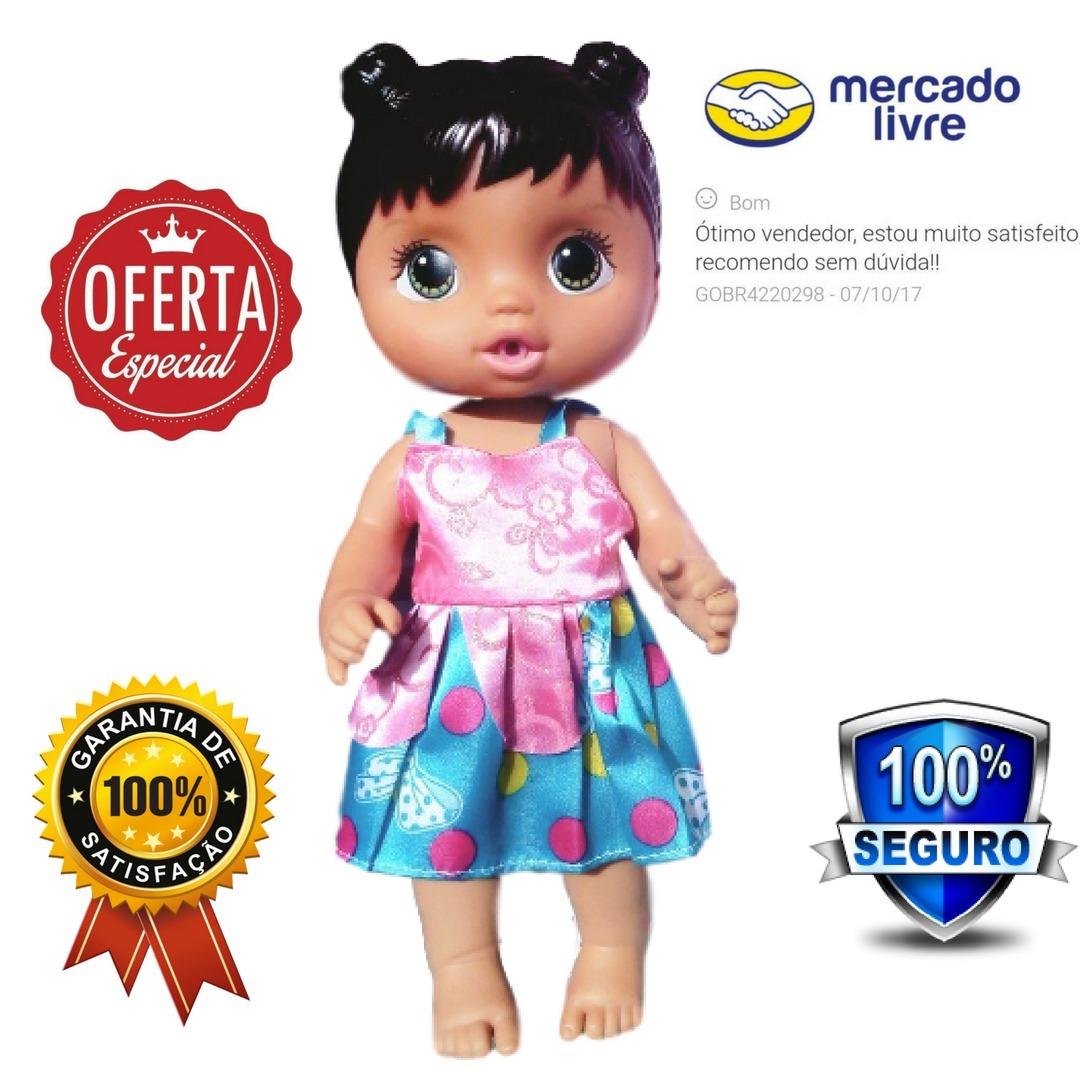 eebce79f02 Promoção Boneca Baby Alive Cuida De Mim