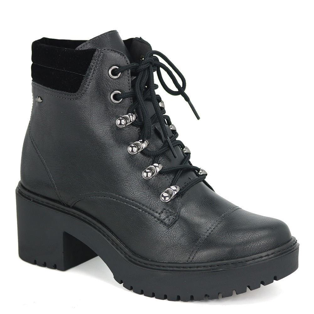 901be60aa1 promoção bota ankle boot coturno feminino dakota b9921 preto. Carregando  zoom.