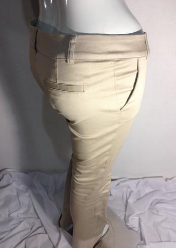 promoção calça social flare de sarja_boca de sino