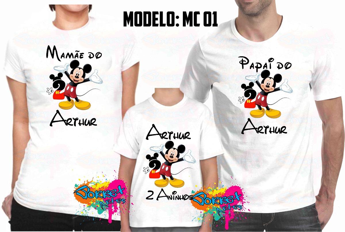 Desenho De Camisa: Promoção Camisa Camiseta Personalizada Minnie E Mickey