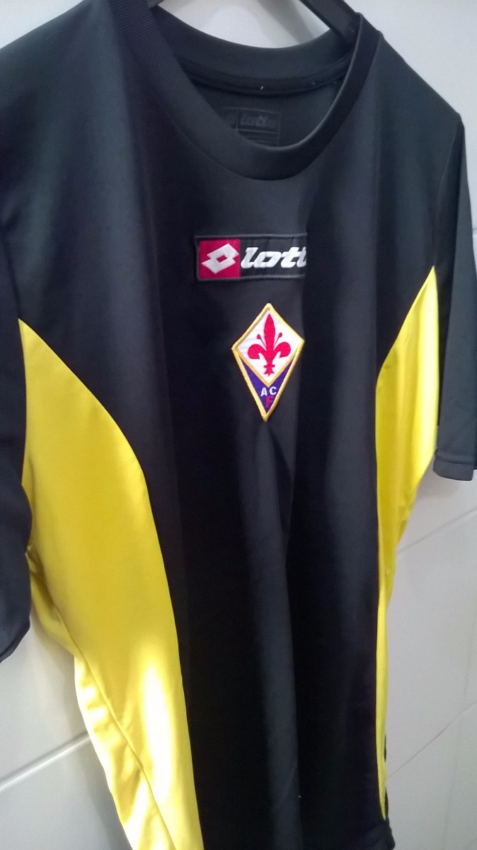 ... camisa oficial lotto fiorentina. Carregando zoom. 7840f63fafb13