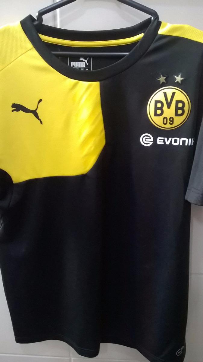 728426eb9eff2 promoção!! camisa oficial puma borussia dortmund treino 2015. Carregando  zoom.