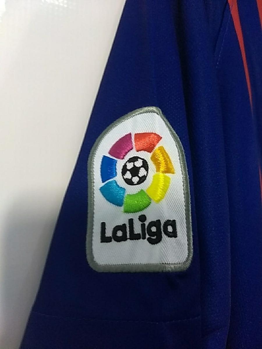 cf27efdcfd promoção-camisa original do barcelona - messi 10-temp. 18 19. Carregando  zoom.