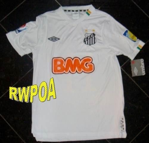 Promoção  Camisa Santos Mundial 2011  11 Neymar - R  250 79232e6c27ba5