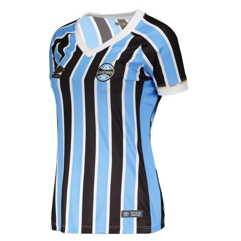 a3f64b2116d34 promoção camiseta gremio feminina 2018 original+nota fiscal. Carregando  zoom.