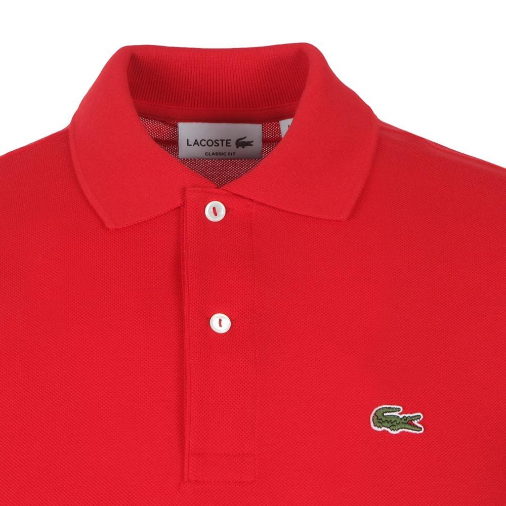 ed35fdc807a promoção camiseta polo basica lacoste original cotton pima. Carregando zoom.