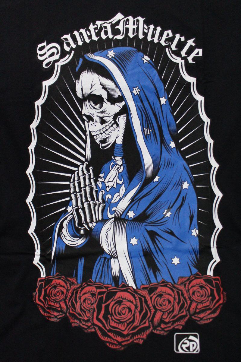 Promocao Camiseta Rap Power Santa Muerte Crazzy Store R 49 99