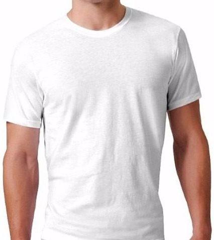 Promoção Camisetas Lisa Baratas Atacado Melhor Preço Algodaõ - R  19 ... fffd7d6e460