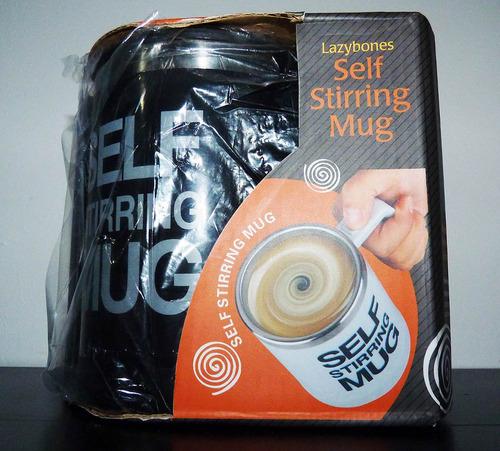 promoção caneca misturadora milk shake pronta entrega preta
