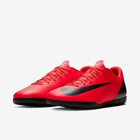 e02e7f73cf Chuteira Da Nike Mercurial Vermelha Futsal Cr7 Masculino - Esportes e  Fitness no Mercado Livre Brasil