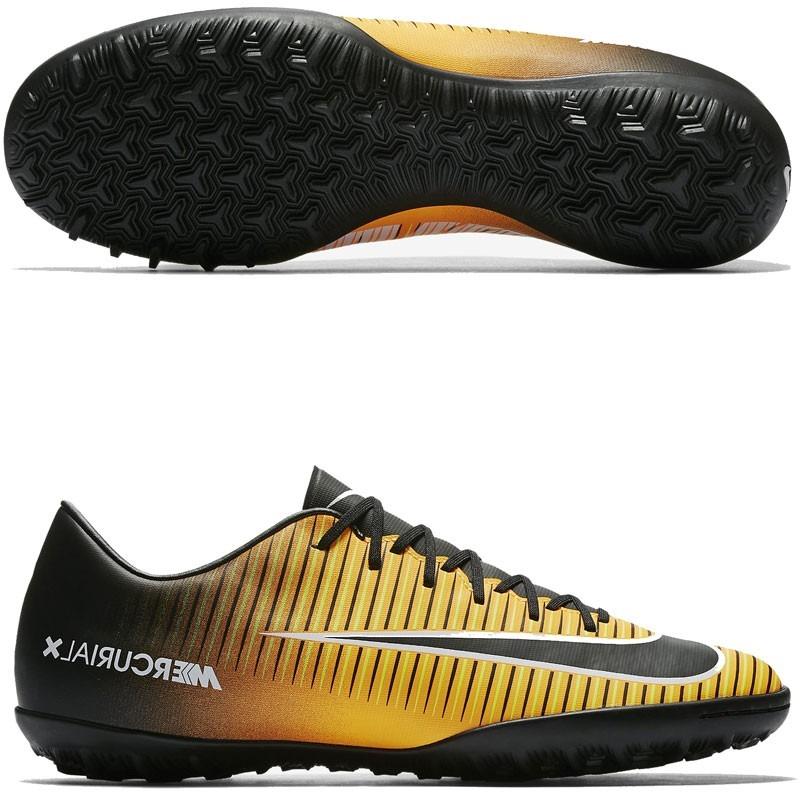 Promoção Chuteira Nike Society Mercurialx Victory 6 Vi Tf - R  399 ... 9e68c8471957d
